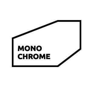 Logo Mono Chrome