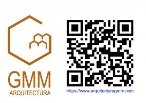 logo GMM con QR